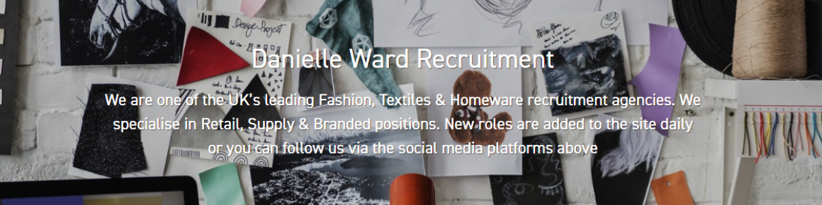 Danielle Ward Recruitment Ltd cover